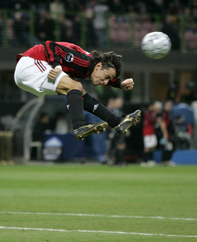 Farewell Filippo Inzaghi | Kak Tackle