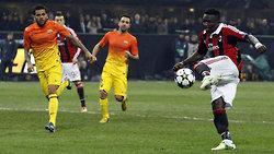 Ac Milan vs Barcelona 1