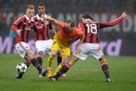Ac Milan vs Barcelona 11