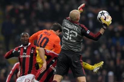 Ac Milan vs Barcelona 14