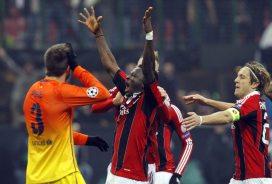 Ac Milan vs Barcelona 3
