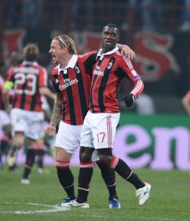 Ac Milan vs Barcelona 5