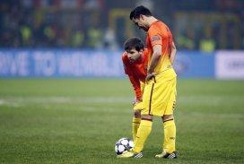 Ac Milan vs Barcelona 9