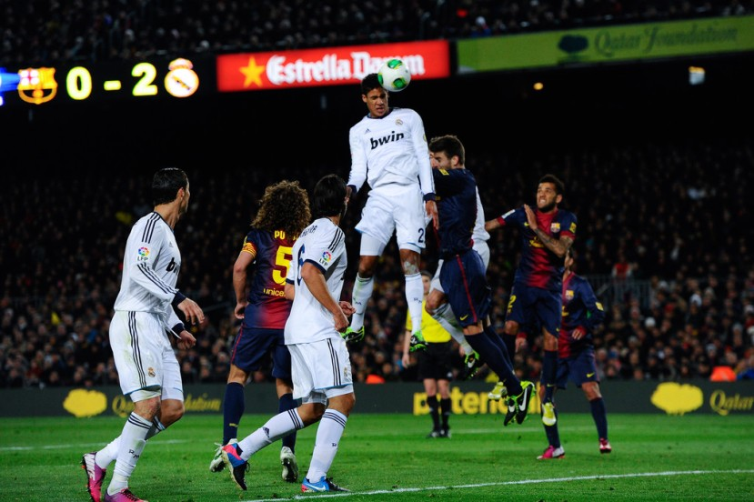 copa del rey Barcelona vs real madrid 6