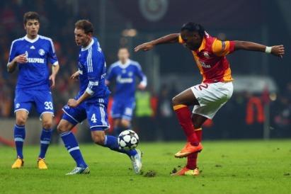 Galatasaray AS v FC Schalke 04 - UEFA Champions League Round of 16