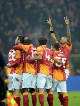 Galatasaray vs Schalke 6