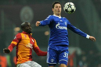 Galatasaray vs Schalke 8