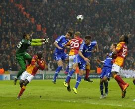 Galatasaray vs Schalke 9