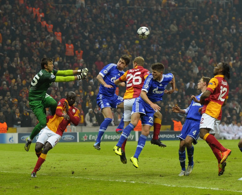 Galatasaray vs Schalke 9
