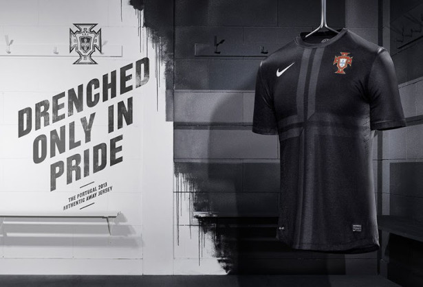 Portugal NT 2013-14 Away Jersey