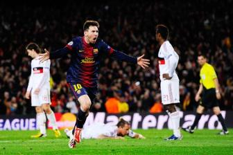 Barcelona vs Ac Milan 2nd leg UEFA Champions League 1