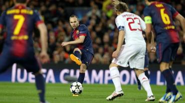 Barcelona vs Ac Milan 2nd leg UEFA Champions League 5